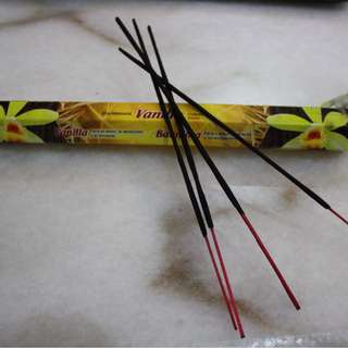 Darshan Vanilla Incense Sticks