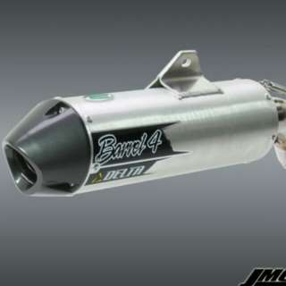 DELTA BARREL 4 EXHAUST FOR SALE!!!
