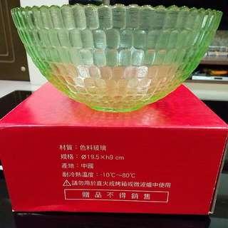 彩色玻璃碗公