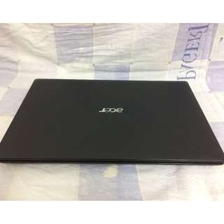 """Laptop Acer Gaming Core i5 2nd gen 4gb memory 4 1tera.hdd 15.6""""inches quad  core super smoothness windows 8pro 64.bit gaming for dota2 nba2k17 garena good for student in office ready to use:"""