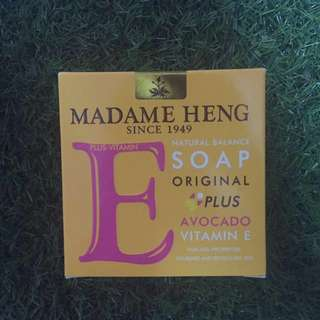 Madame Heng Vitamin E Avocado Soap 150g