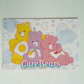 BLESS📬Brand New Authentic Care Bears Postcard / Greeting Card