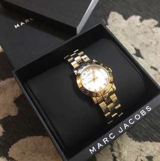 Watch Marc Jacobs authentic