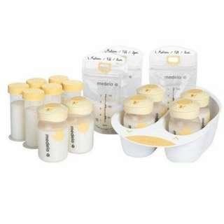 美國Medela Breastmilk storage solutions