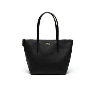 Lacoste Small Zip Tote Bag