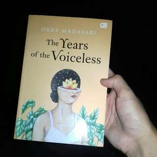 The Years of the Voiceless by Okky Madasari