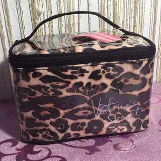 (Ready Stock)Original Victoria's Secret makeup Pouch cosmetic bag