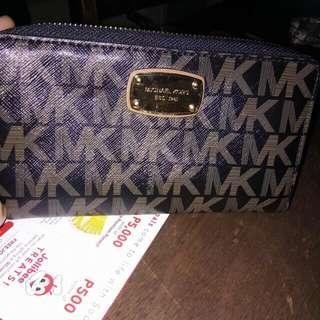 Mk authentic wristlet wallet