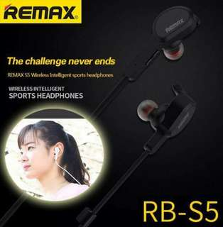 Remax Sports Bluetooth headset