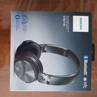 Philips Bluetooth Headphone SHB3185