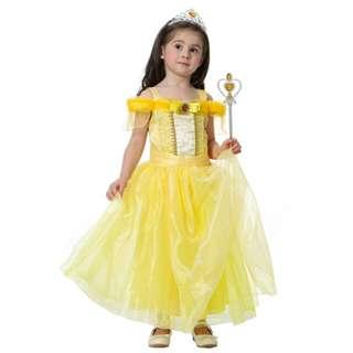 Belle dress/frozen dress