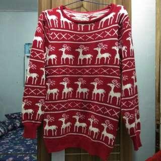 Baju hangat tebal. Dijual karena kegendutan hihihi