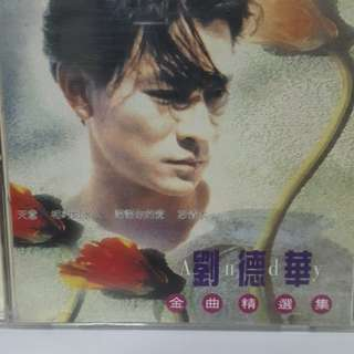 Cd chinese 刘德华Andy Lau