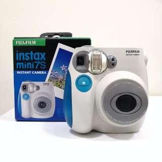 100% Original Fujifilm Instax Mini 7s