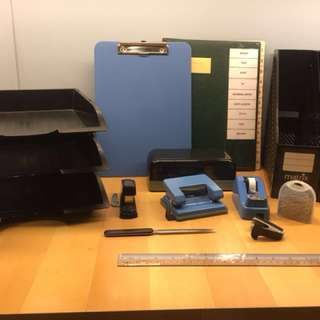 Desk top Supplies