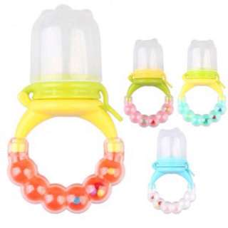 Baby Pacifier Fresh Fruit Food Baby Supplies Safe Nibbler Feeder Feeding Tool