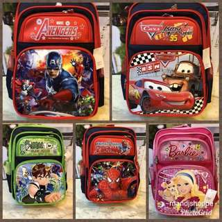 JAN 18 KIDS BACKPACK (JA)