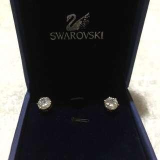 SWAROVSKI EARRINGS HIGH QUALITY 💯