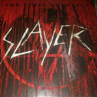 (U.S. 2010 First Pressing) Slayer ‎– The Vinyl Conflict - 11xLP Box Set