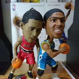 徵 NBA SGA 球場 搖頭 公仔 娃娃