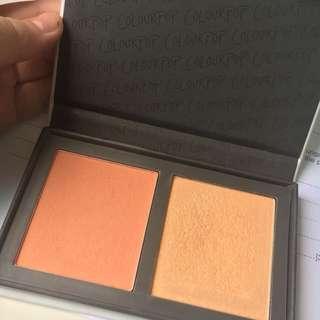 Colourpop knockout Palette