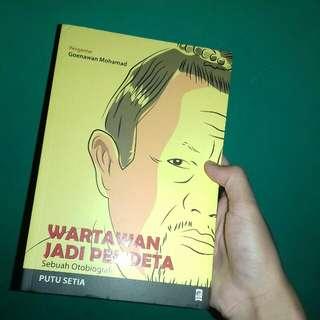Wartawan Jadi Pendeta: Sebuah Otobiografi oleh Putu Setia