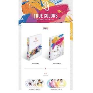 JBJ True Colors Album