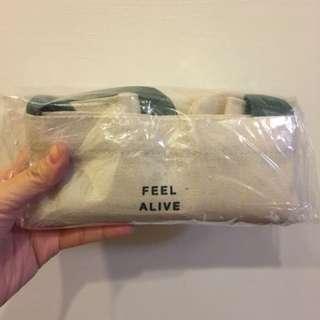 全新| IOPE 帆布包/環保包/購物袋