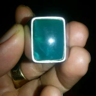 Batu hijau cikolak, garut