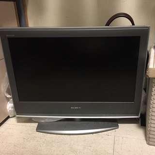 Sony 電視機一部