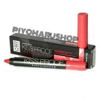 Kissproof Matte Lipstick