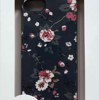 Cath Kidston i Phone Case with mirror and card holder