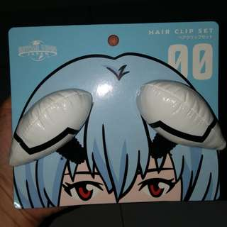 Hair Clip Set - Evangelion - ORI