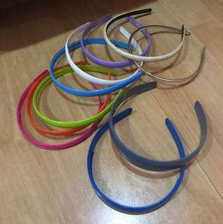 Headbands Set (10 pcs)