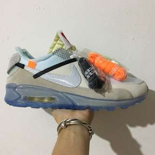 Off white nike air max