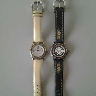 Michel Jordi watch (Swiss made) (pre-loved)