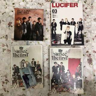 WTS SHINee OOS ALBUMS