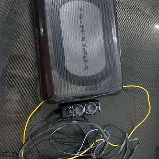 ts-wx120a car audio