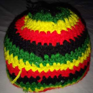 KNITTED RASTA SHOES AND WAWAY