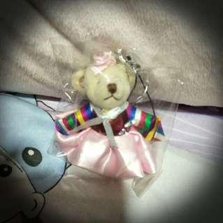 FREE Korean Bear Handphone Chain