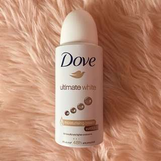 Dove Ultimate White Deodorant