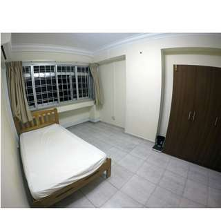 Common Room for rent NEAR TIONG BAHRU MRT