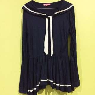 Japanese Uniform Blouse