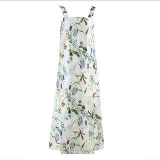 Calla Atelier Slit Dress