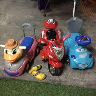 semua mainan ni rm 150
