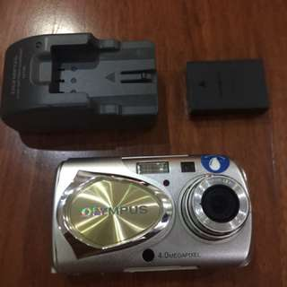Olympus Camera 4.0 Megapixels