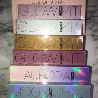 Sale❗️Anastasia Beverly Hills Glow Kits