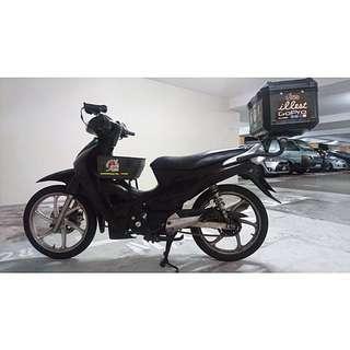 Honda Wave 125s COE2024