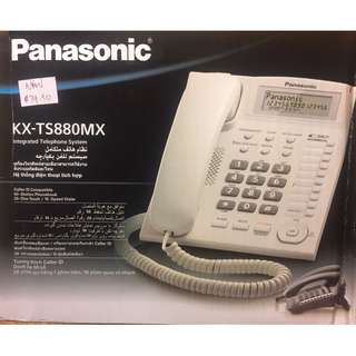 Panasonic Telephone for House / Office * 100% BRAND NEW*