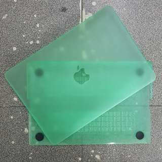 Macbook Pro 13 in Retina Case Mint Green